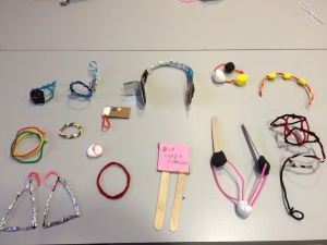 Wearable Devices Prototypes